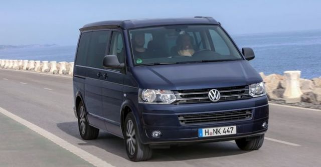 2015 Volkswagen California 2.0 TDI 4Motion  第1張相片