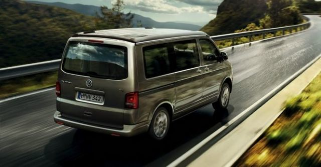 2015 Volkswagen California 2.0 TDI 4Motion  第3張相片