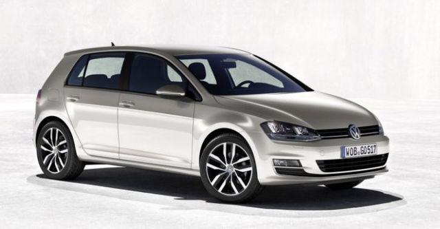 2015 Volkswagen Golf 1.2 TSI Comfort Line  第3張相片