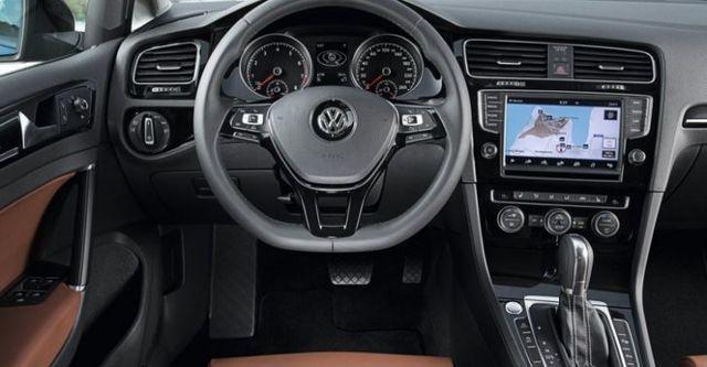 2015 Volkswagen Golf 1.6 TDI Trend Line  第6張相片