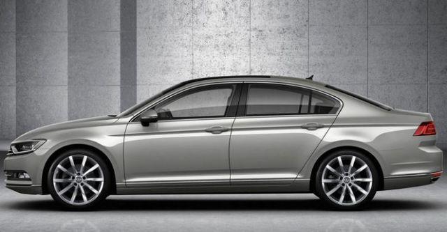 2015 Volkswagen Passat Sedan 330 TSI BMT HL  第4張相片