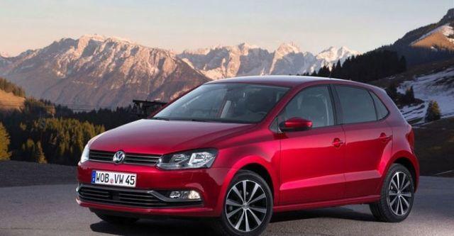 2015 Volkswagen Polo 1.6 CL  第1張相片