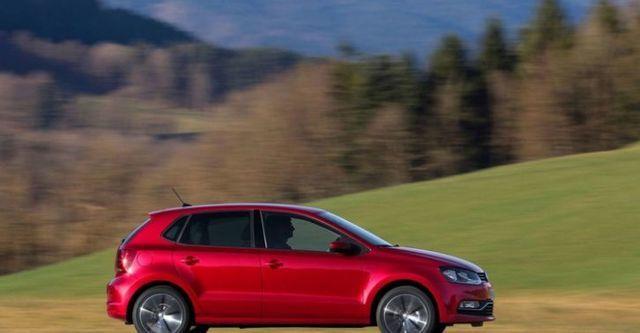 2015 Volkswagen Polo 1.6 CL  第5張相片