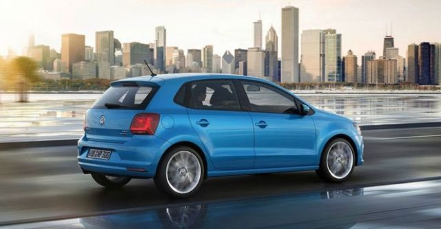 2015 Volkswagen Polo 1.6 HL  第5張相片