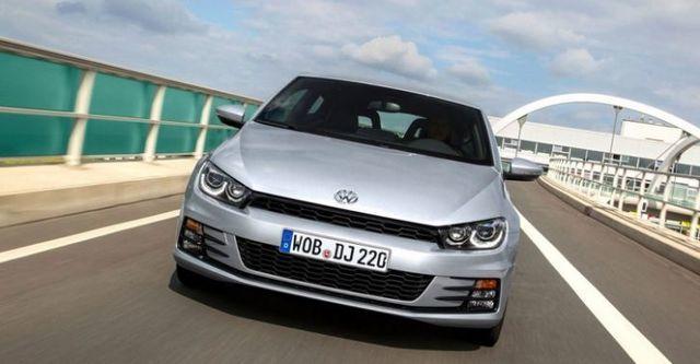 2015 Volkswagen Scirocco 1.4 TSI  第3張相片