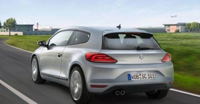 2015 Volkswagen Scirocco 1.4 TSI  第4張相片