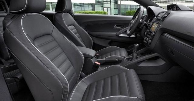 2015 Volkswagen Scirocco 1.4 TSI  第9張相片
