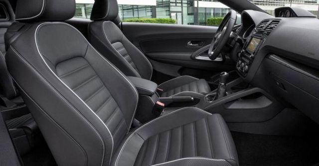 2015 Volkswagen Scirocco 2.0 TSI  第10張相片