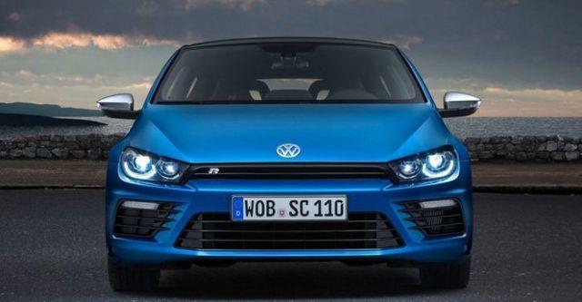 2015 Volkswagen Scirocco R  第2張相片