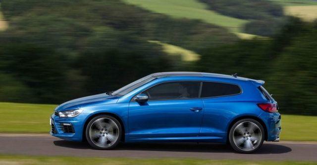 2015 Volkswagen Scirocco R  第5張相片