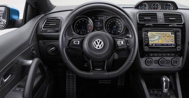 2015 Volkswagen Scirocco R  第8張相片