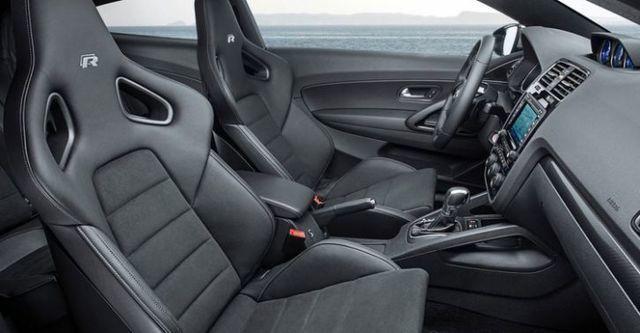 2015 Volkswagen Scirocco R  第9張相片