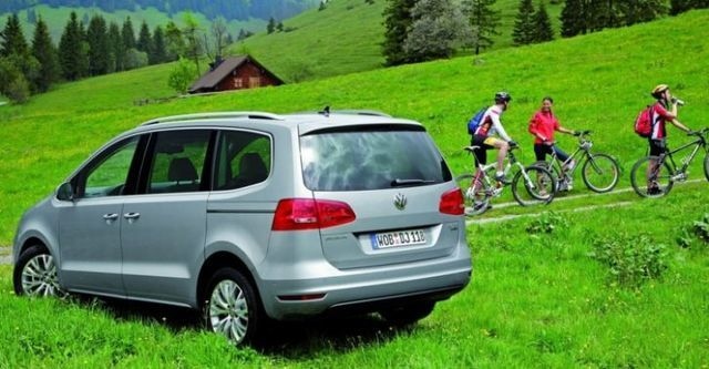 2015 Volkswagen Sharan 2.0 TDI BMT Comfortine  第2張相片