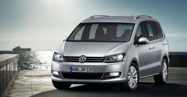 2015 Volkswagen Sharan 2.0 TDI BMT Comfortine  第3張相片