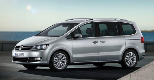 2015 Volkswagen Sharan 2.0 TDI BMT Comfortine  第4張相片