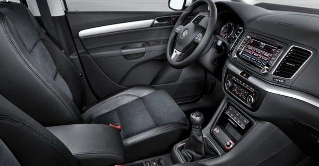 2015 Volkswagen Sharan 2.0 TDI BMT Comfortine  第9張相片