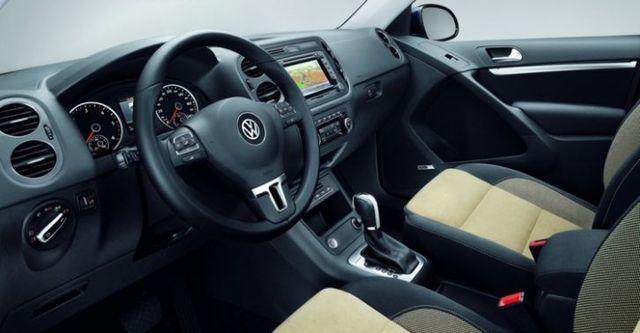 2015 Volkswagen Tiguan GP 1.4 TSI Trend & Fun  第9張相片