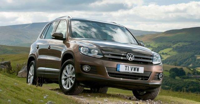2015 Volkswagen Tiguan GP 2.0 TSI Trend & Fun  第1張相片