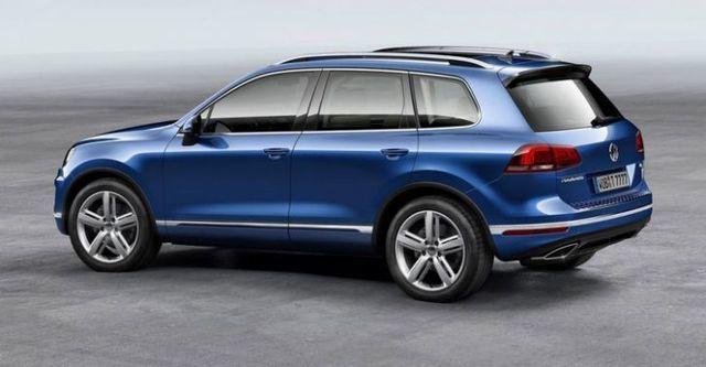 2015 Volkswagen Touareg 3.0 TDI BlueMotion R-Line  第3張相片