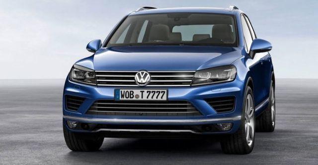 2015 Volkswagen Touareg 3.0 TDI BlueMotion R-Line  第5張相片
