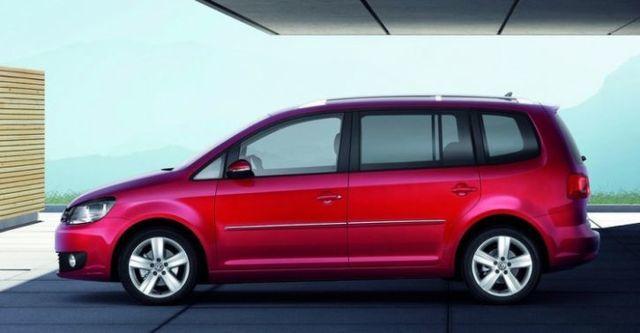 2015 Volkswagen Touran 1.4 TSI  第4張相片