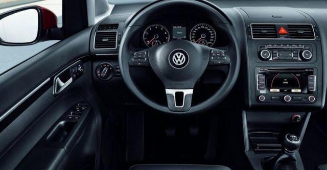 2015 Volkswagen Touran 1.4 TSI  第7張相片