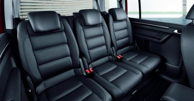 2015 Volkswagen Touran 1.4 TSI  第9張相片