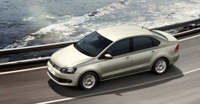 2015 Volkswagen Vento 1.6 CL  第1張相片