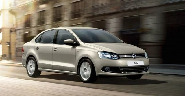 2015 Volkswagen Vento 1.6 TL  第1張相片