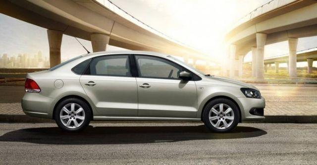 2015 Volkswagen Vento 1.6 TL  第4張相片