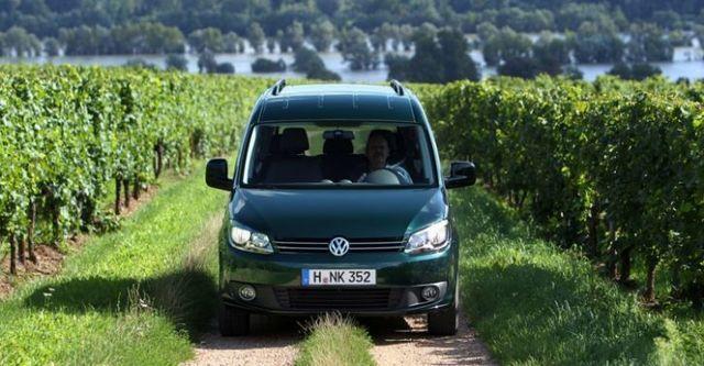 2014 Volkswagen Caddy Maxi 1.6 TDI  第2張相片