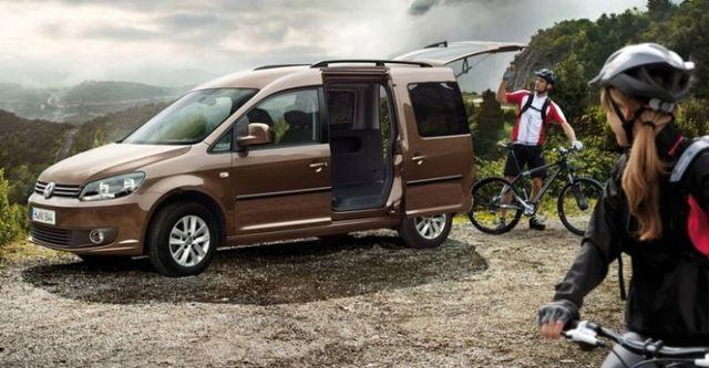 2014 Volkswagen Caddy Maxi 1.6 TDI  第8張相片