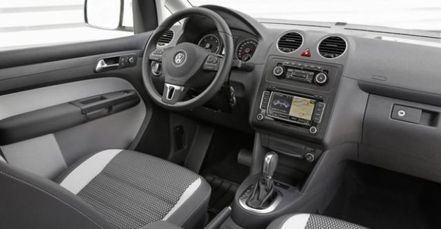 2014 Volkswagen Caddy Maxi 1.6 TDI  第9張相片