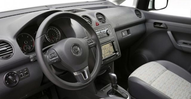 2014 Volkswagen Caddy Maxi 2.0 TDI 4Motion  第9張相片