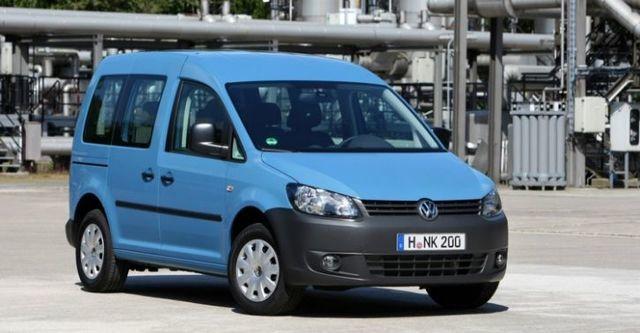 2014 Volkswagen Caddy Van 1.2 TSI  第1張相片