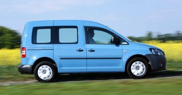 2014 Volkswagen Caddy Van 1.2 TSI  第4張相片