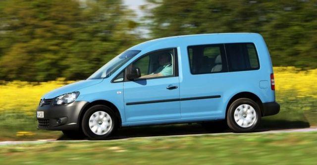 2014 Volkswagen Caddy Van 1.2 TSI  第5張相片