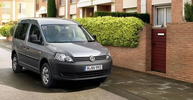 2014 Volkswagen Caddy Van 1.2 TSI  第7張相片