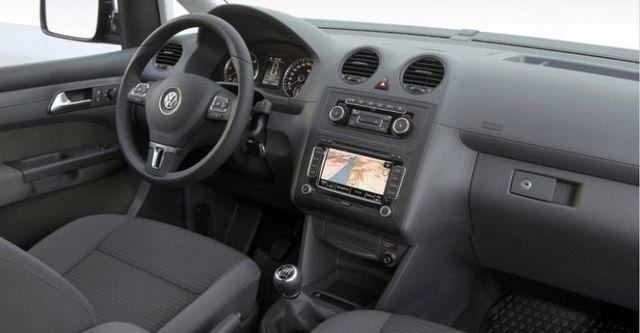 2014 Volkswagen Caddy Van 1.2 TSI  第9張相片
