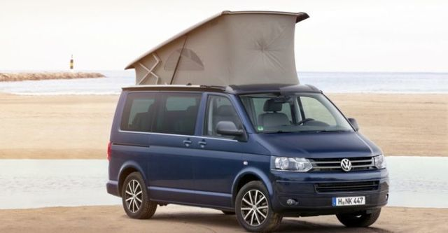 2014 Volkswagen California 2.0 TDI  第1張相片