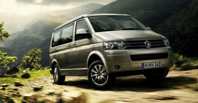 2014 Volkswagen California 2.0 TDI 4Motion  第2張相片