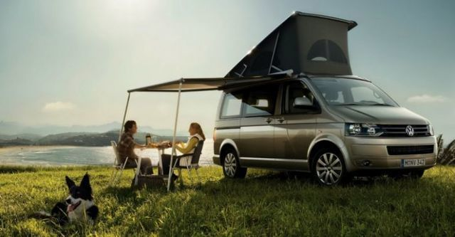 2014 Volkswagen California 2.0 TDI 4Motion  第4張相片