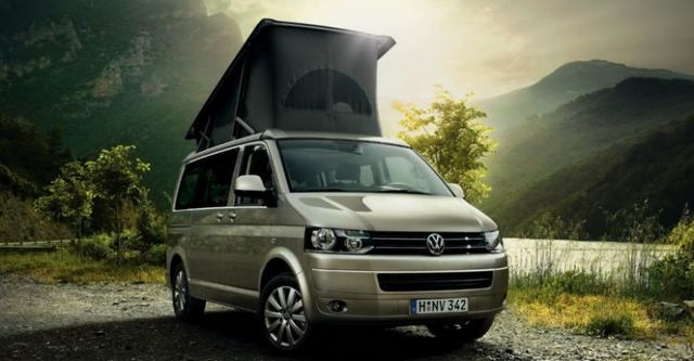 2014 Volkswagen California 2.0 TDI 4Motion  第5張相片