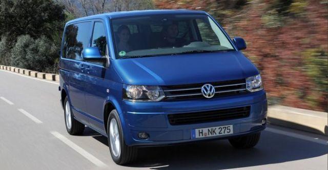 2014 Volkswagen Caravelle 2.0 TDI LWB M6  第1張相片