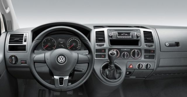 2014 Volkswagen Caravelle 2.0 TDI LWB M6  第8張相片