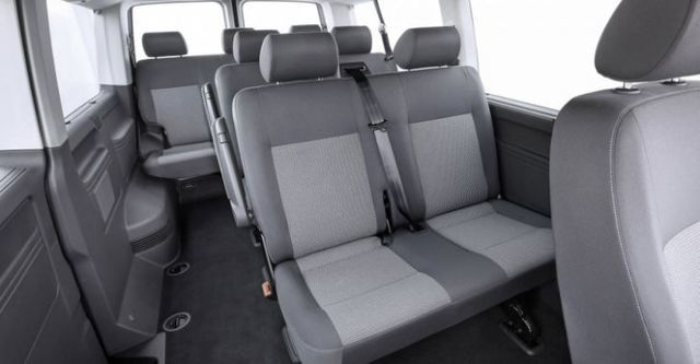2014 Volkswagen Caravelle 2.0 TDI LWB M6  第9張相片