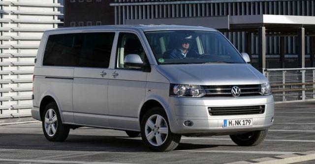 2014 Volkswagen Caravelle 2.0 TDI SWB尊榮版  第4張相片