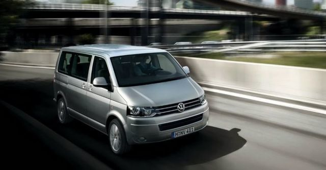 2014 Volkswagen Caravelle 2.0 TDI SWB榮耀版  第1張相片