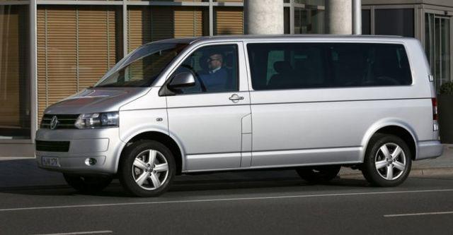 2014 Volkswagen Caravelle 2.0 TDI SWB榮耀版  第6張相片