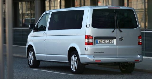 2014 Volkswagen Caravelle 2.0 TDI SWB榮耀版  第7張相片